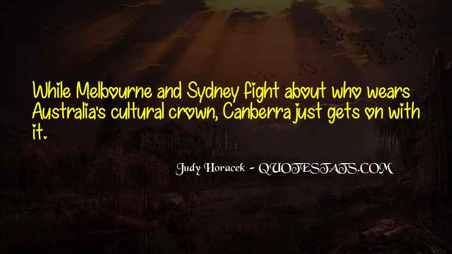 Judy Horacek Quotes #1062342