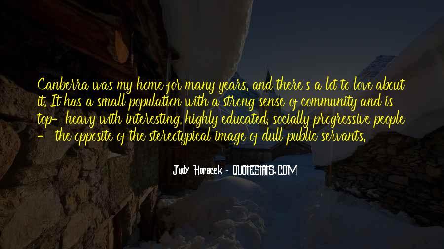 Judy Horacek Quotes #114004