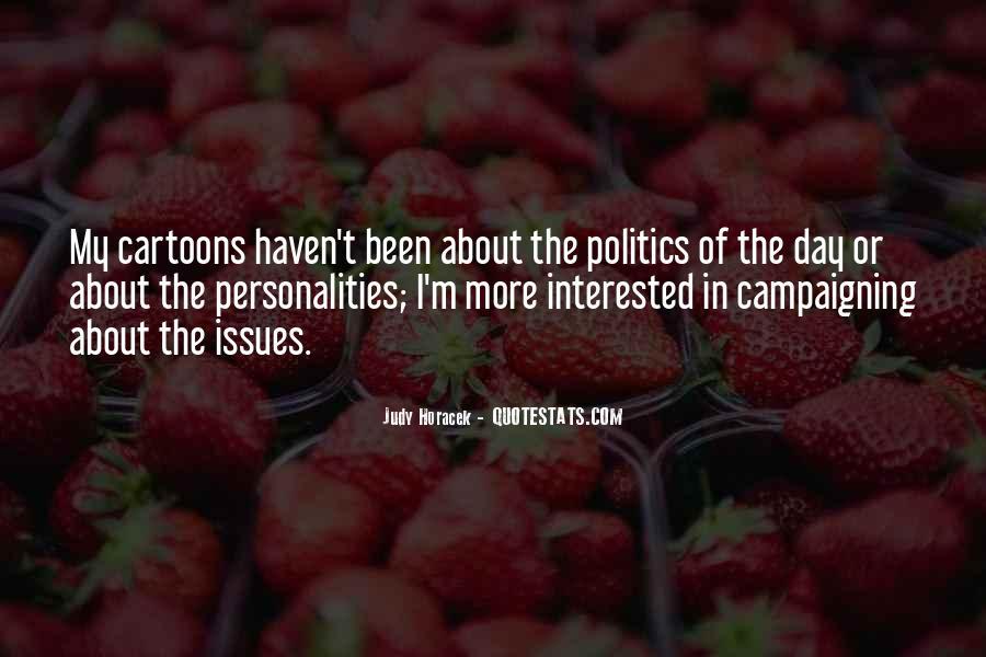 Judy Horacek Quotes #1738501