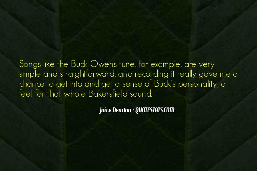 Juice Newton Quotes #1002087
