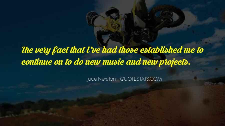 Juice Newton Quotes #1042745