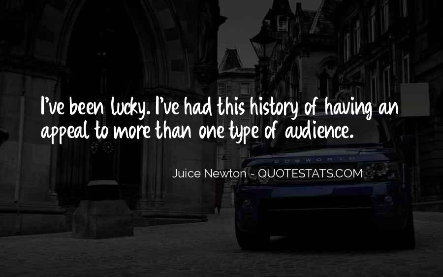 Juice Newton Quotes #1235350