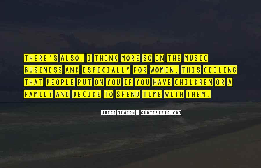 Juice Newton Quotes #189081