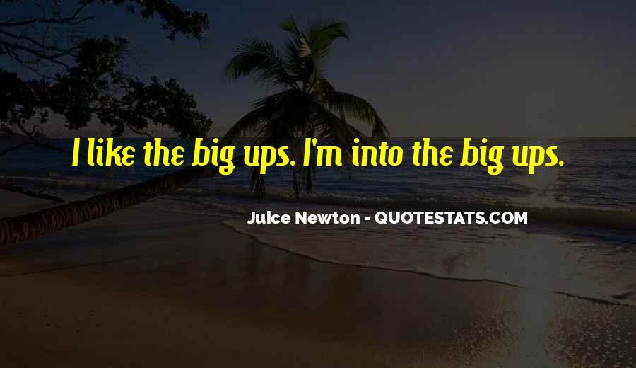 Juice Newton Quotes #383665