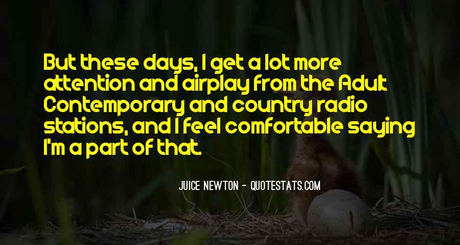 Juice Newton Quotes #82713