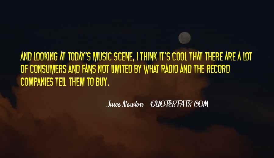 Juice Newton Quotes #974473