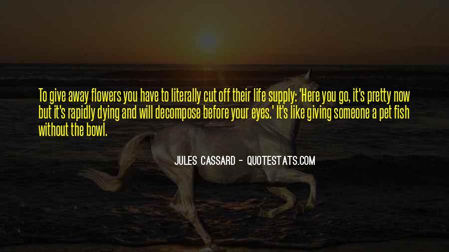 Jules Cassard Quotes #1444651