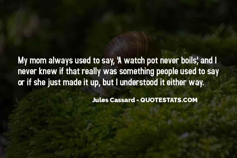 Jules Cassard Quotes #195248