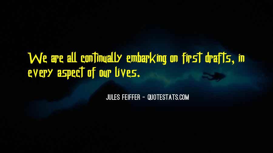 Jules Feiffer Quotes #1374126