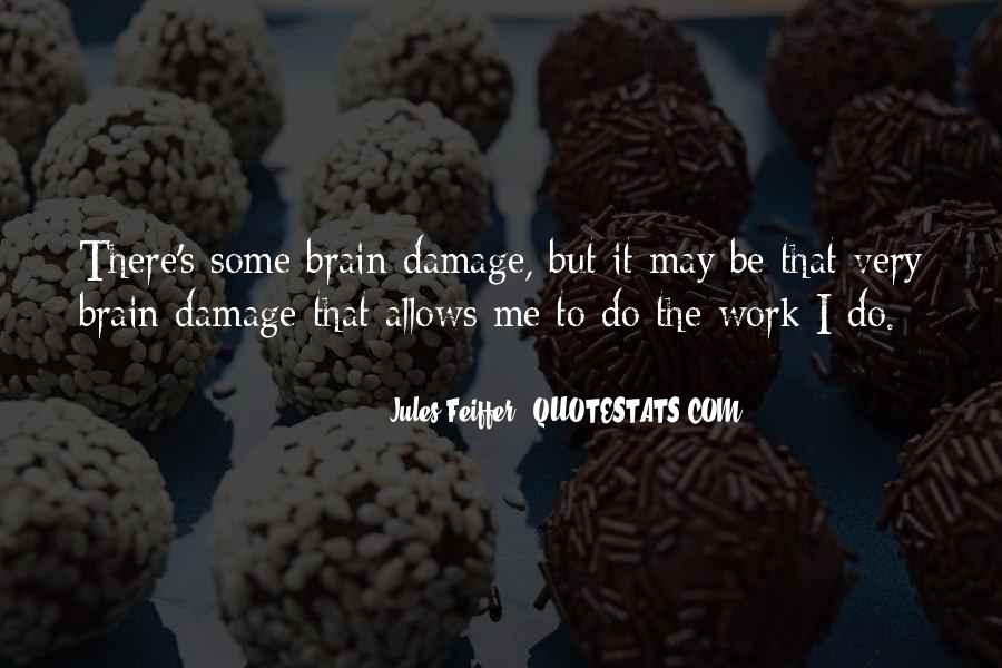 Jules Feiffer Quotes #238309