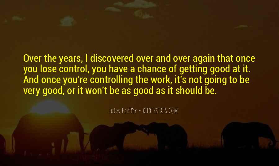 Jules Feiffer Quotes #479384