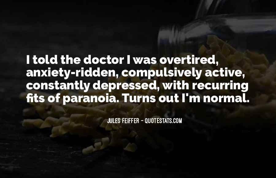 Jules Feiffer Quotes #626997