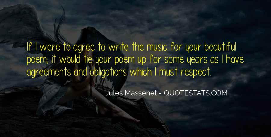 Jules Massenet Quotes #1274738
