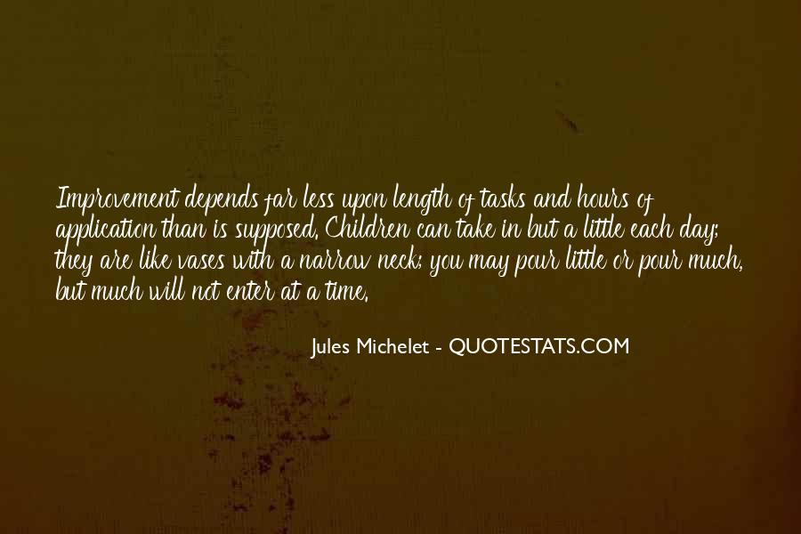 Jules Michelet Quotes #1667040