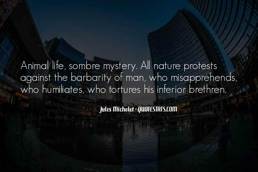 Jules Michelet Quotes #17414