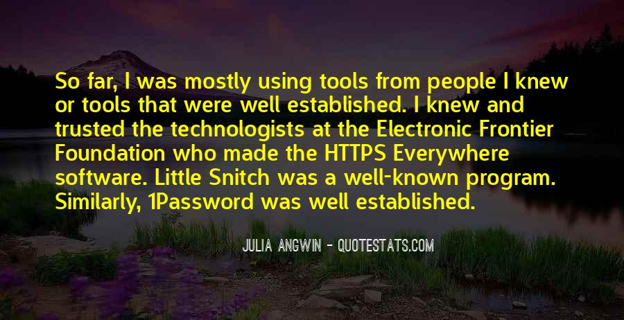 Julia Angwin Quotes #1632123