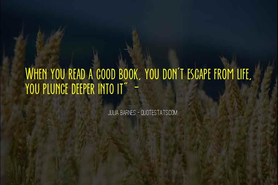 Julia Barnes Quotes #1751663