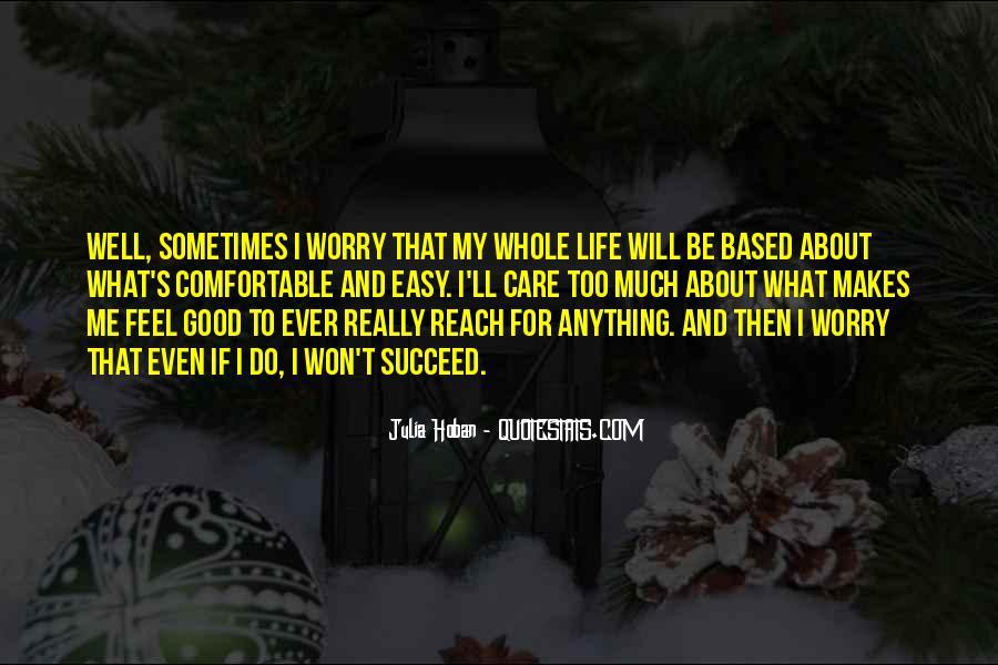 Julia Hoban Quotes #1200340