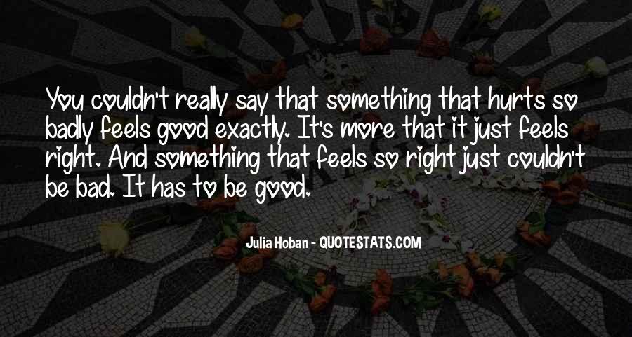 Julia Hoban Quotes #1568807