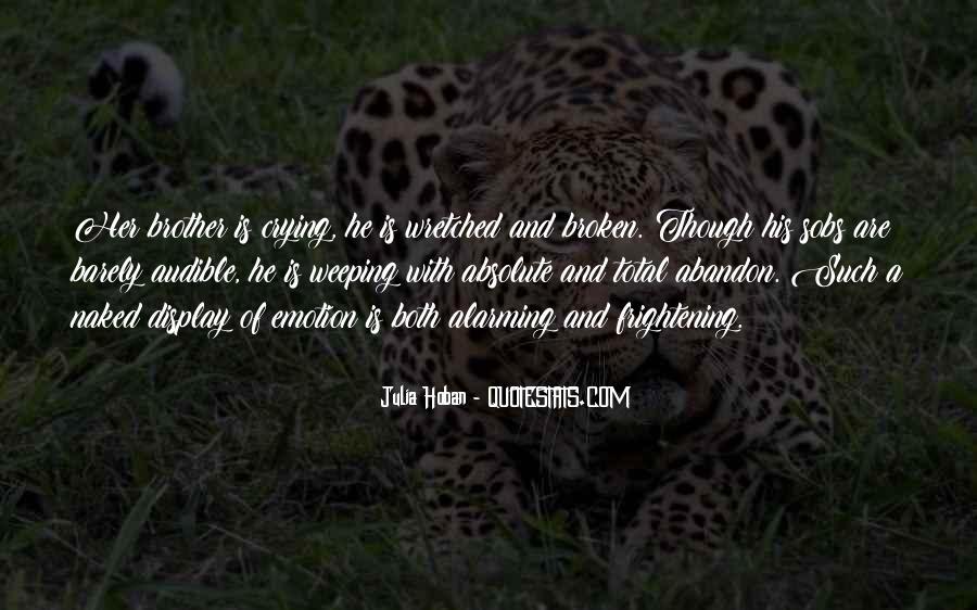 Julia Hoban Quotes #184197