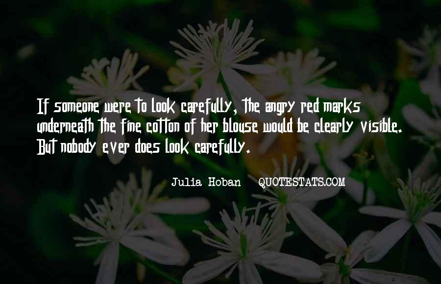 Julia Hoban Quotes #362833