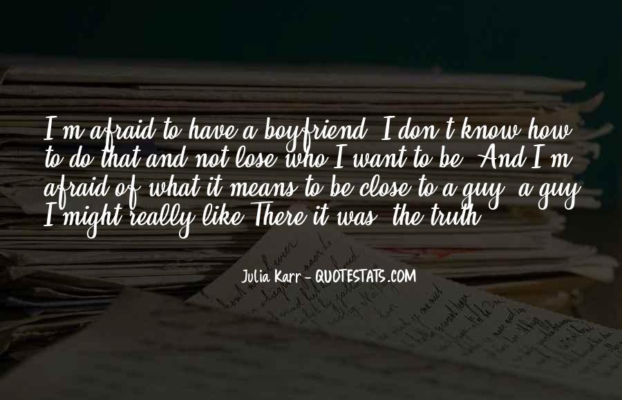 Julia Karr Quotes #1093067