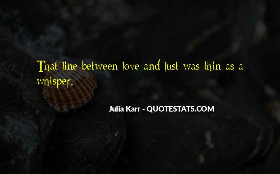 Julia Karr Quotes #877968