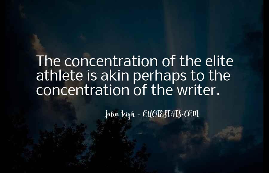 Julia Leigh Quotes #349110