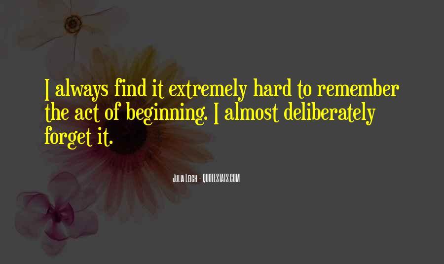 Julia Leigh Quotes #632899
