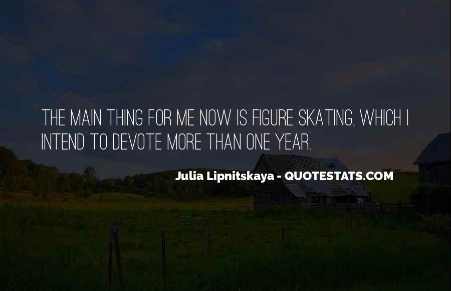 Julia Lipnitskaya Quotes #564769