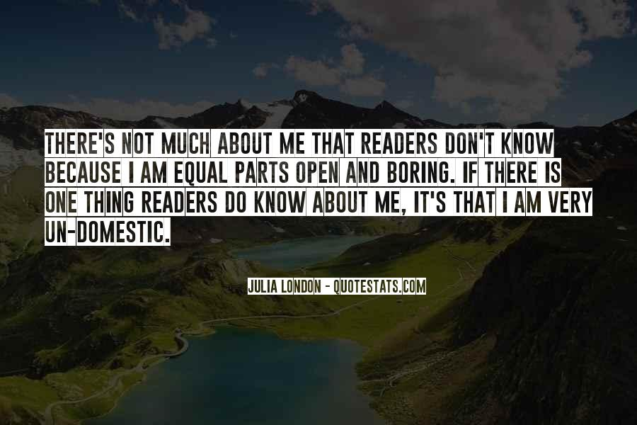Julia London Quotes #1300041