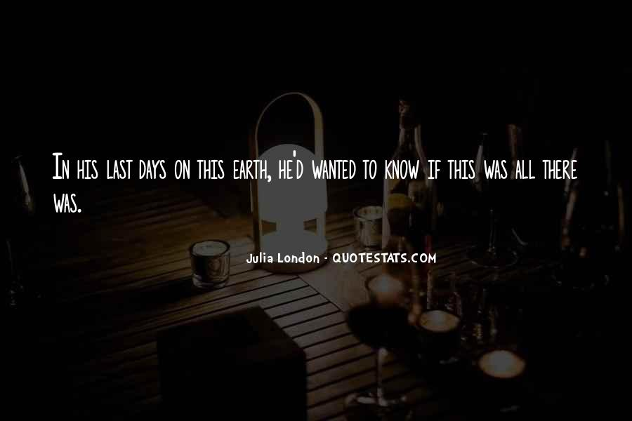 Julia London Quotes #1722651