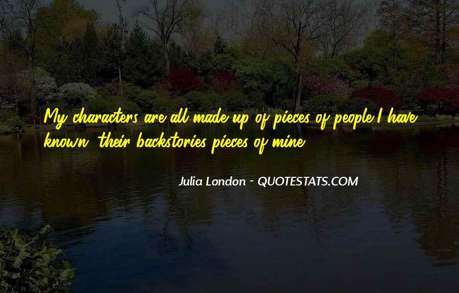 Julia London Quotes #299506
