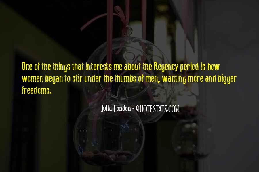 Julia London Quotes #654188