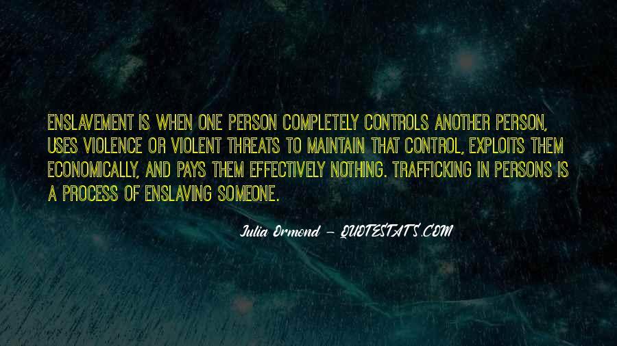 Julia Ormond Quotes #1430032