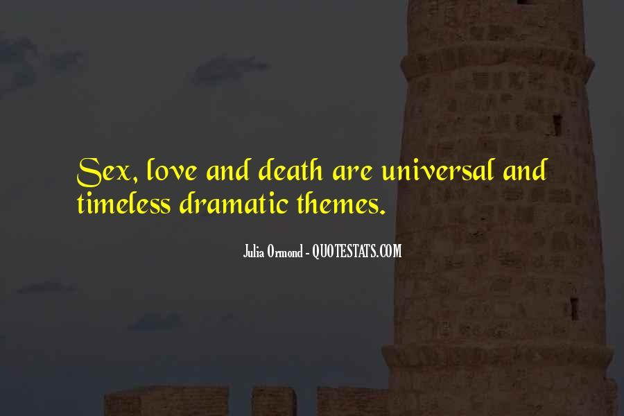 Julia Ormond Quotes #1485956