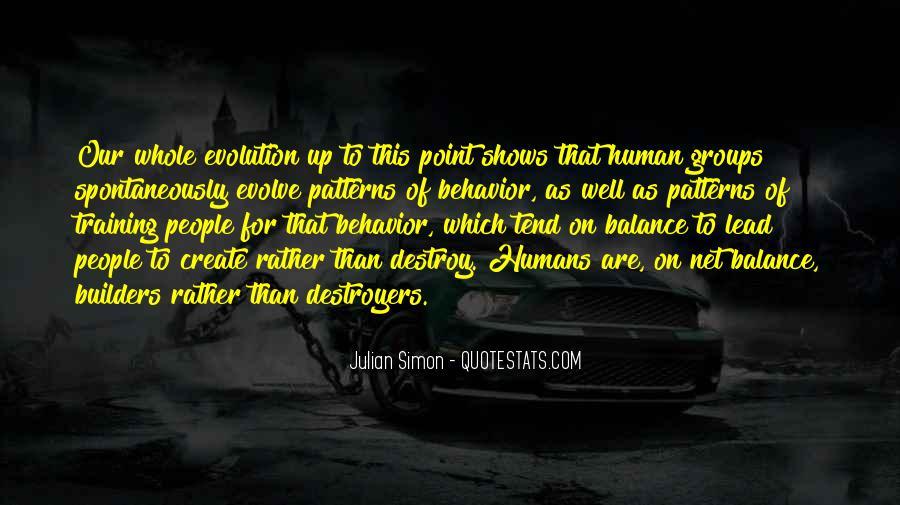 Julian Simon Quotes #232057