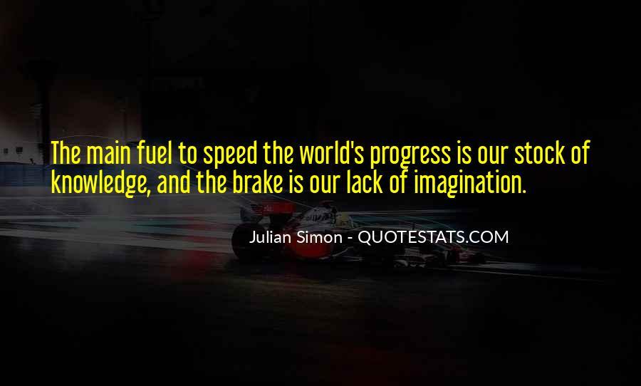 Julian Simon Quotes #323377