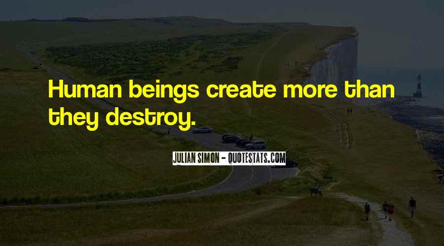 Julian Simon Quotes #562659