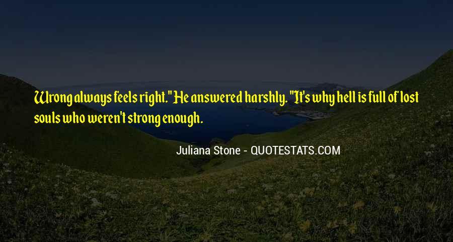 Juliana Stone Quotes #530365