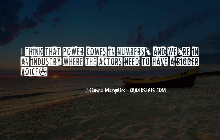 Julianna Margulies Quotes #491674