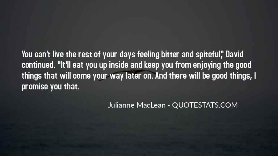 Julianne MacLean Quotes #1808478