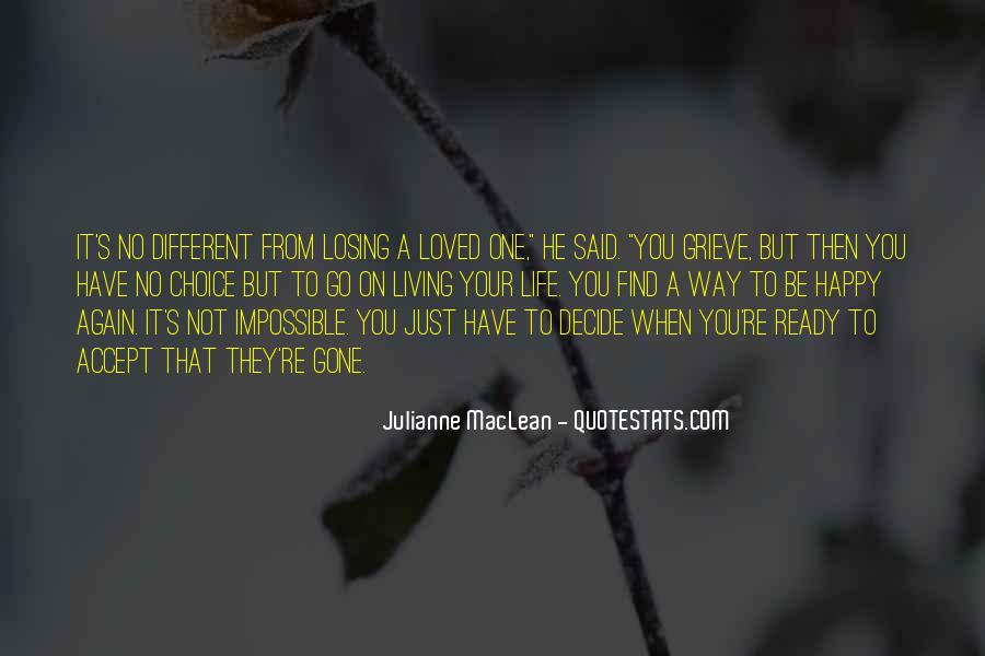 Julianne MacLean Quotes #617767