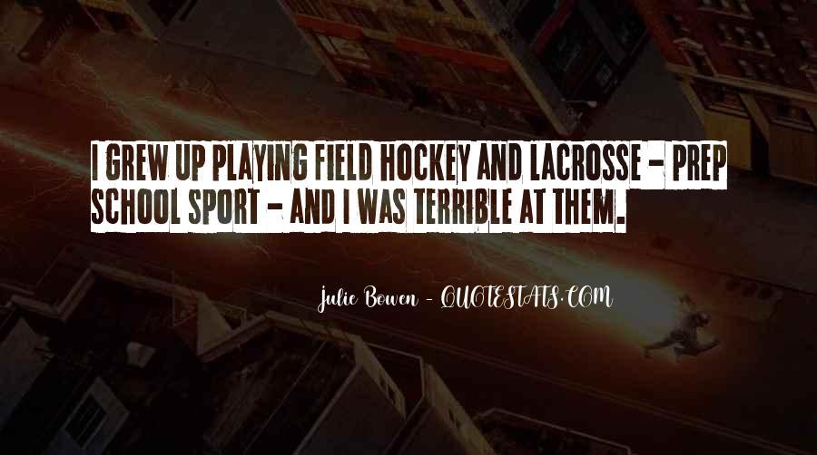 Julie Bowen Quotes #1154796