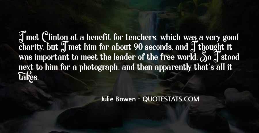 Julie Bowen Quotes #227032