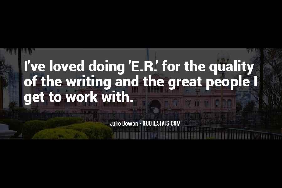 Julie Bowen Quotes #833360