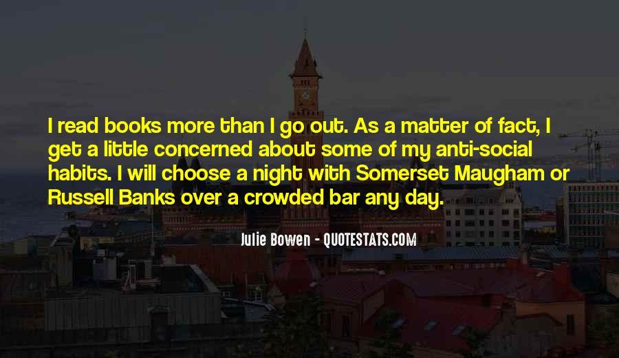 Julie Bowen Quotes #895957