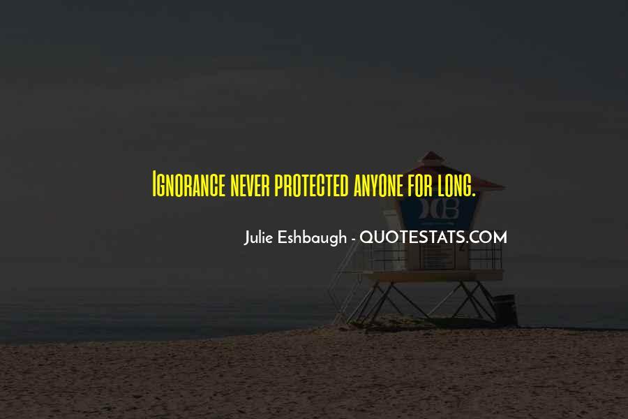 Julie Eshbaugh Quotes #1400385