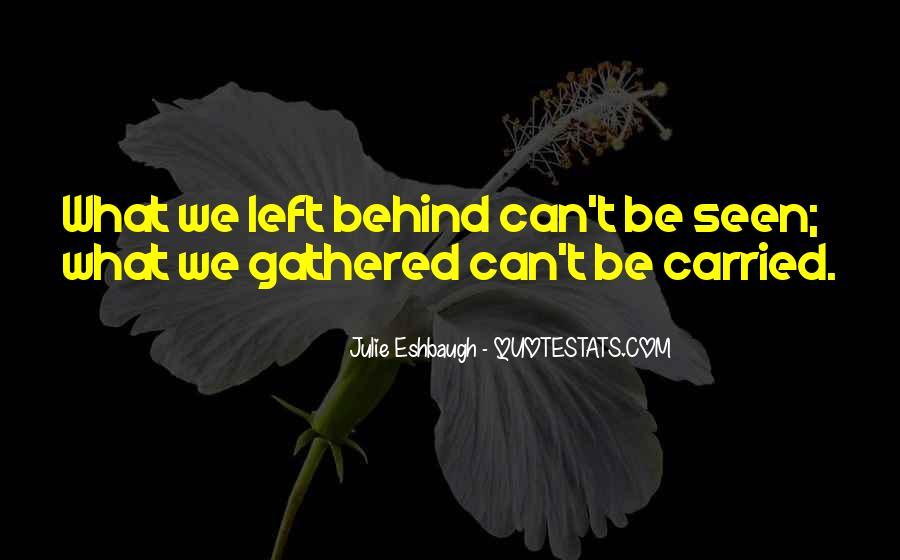 Julie Eshbaugh Quotes #327813