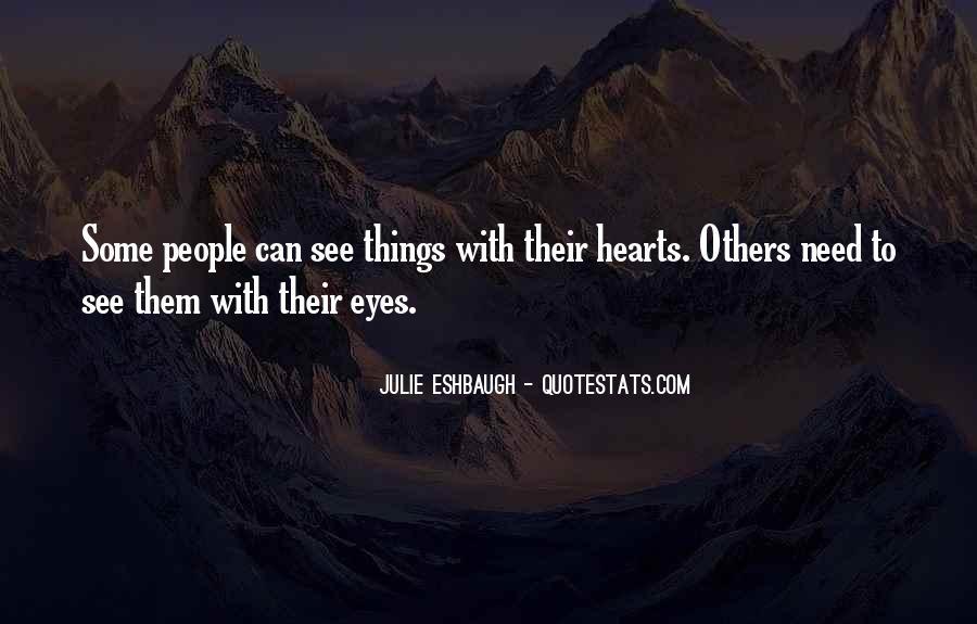 Julie Eshbaugh Quotes #411916